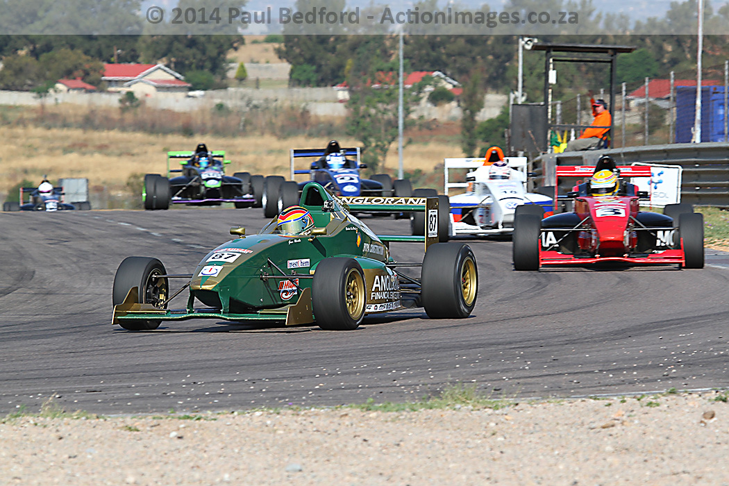 New champions for South African Single-Seaters