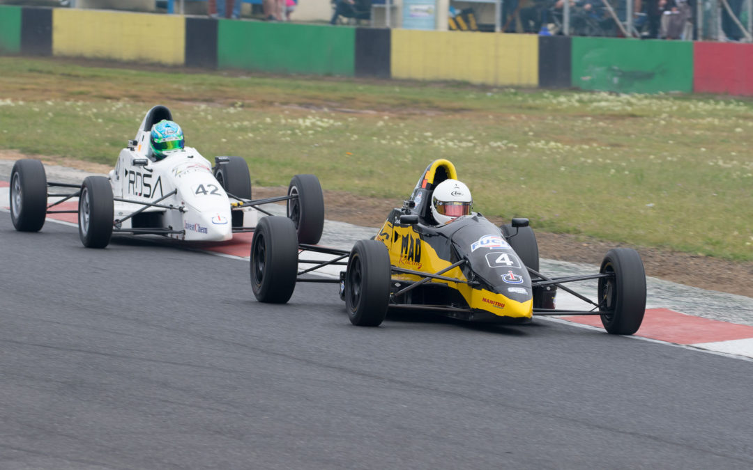 Penultimate Round Of The Investchem Formula Ford Championship Promises Action