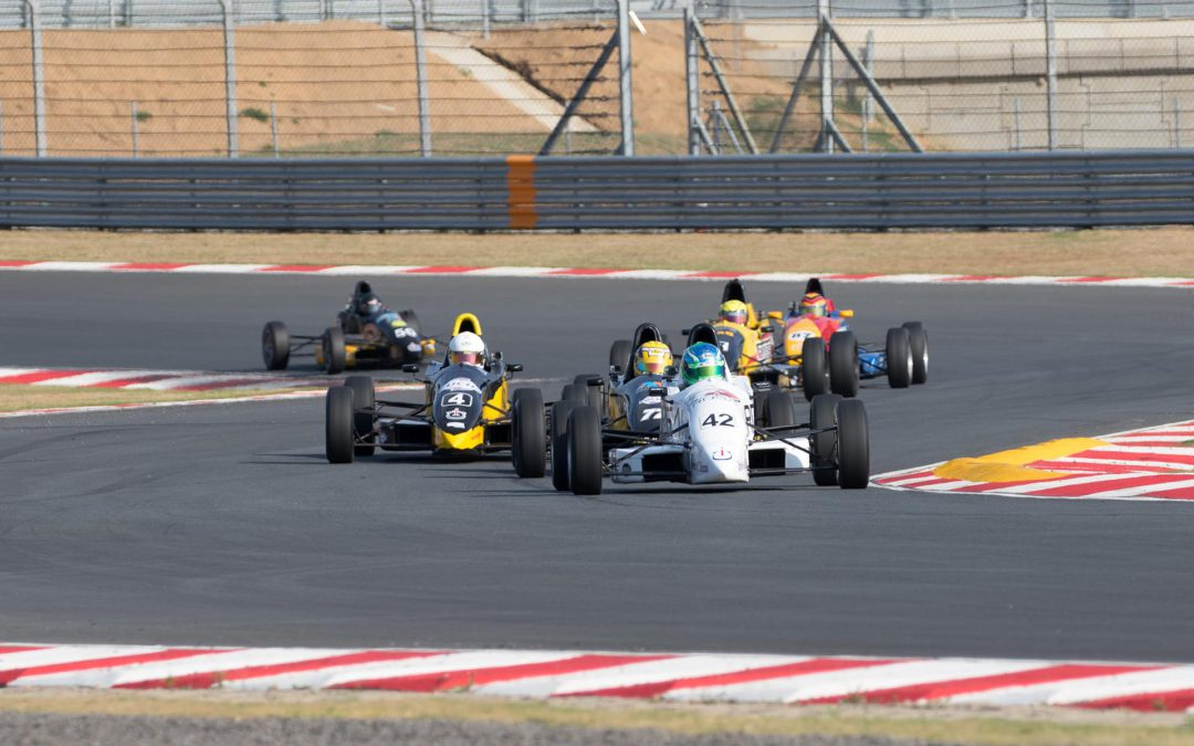 Investchem Formula Ford Championship Battle Burns Brighter After Kyalami