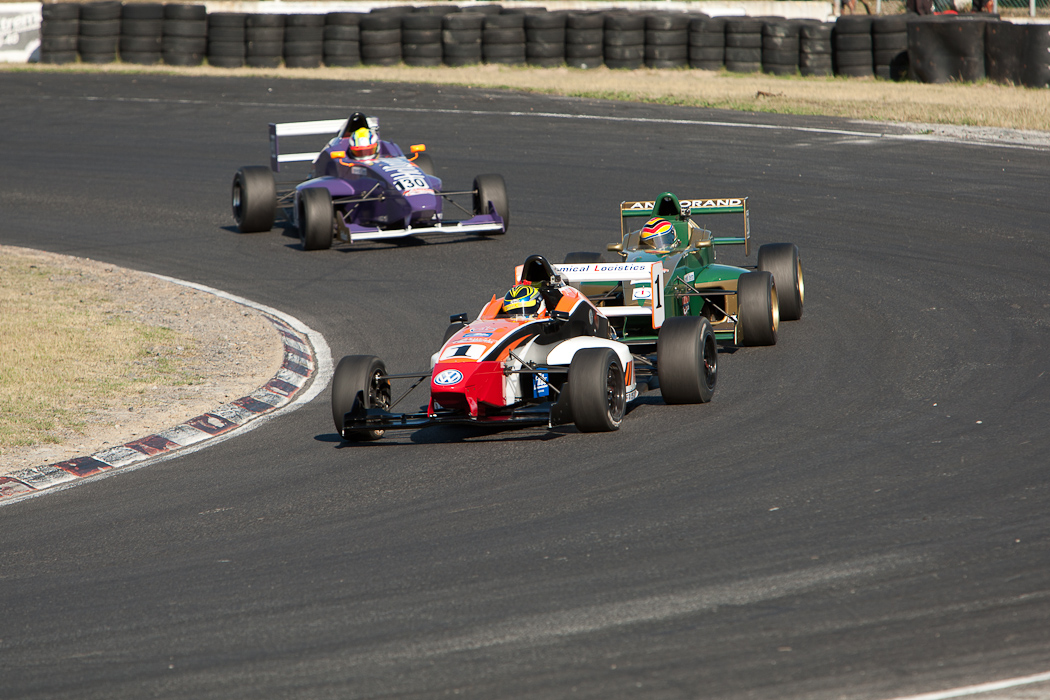 Single-seater racers tackle the Scribante challenge