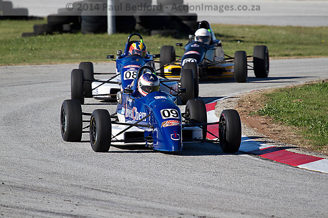 Mid-point challenge for South African Single-Seater racers in East London