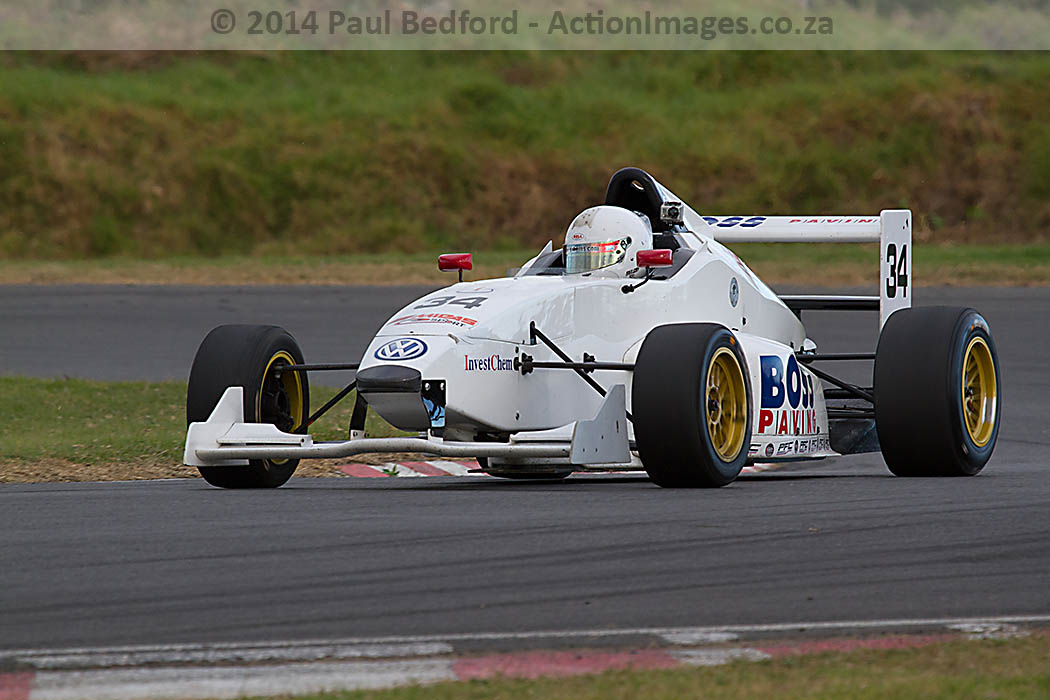 Phakisa Freeway gets the South African Single-Seaters back on track