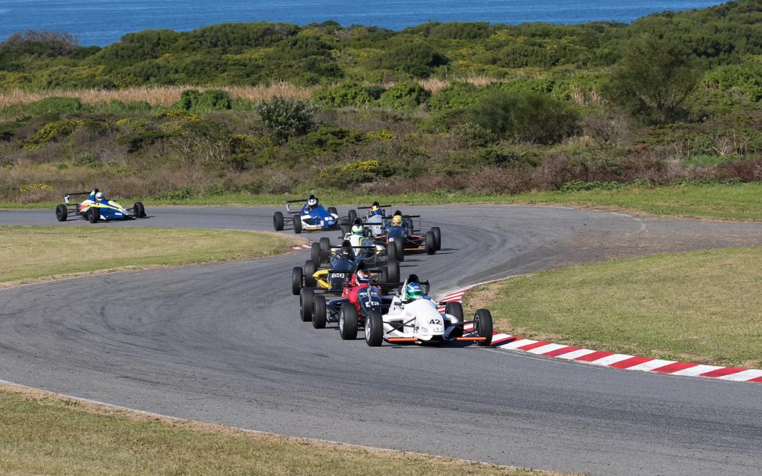 Season mid-point for Investchem Formula 1600 competitors at Zwartkops