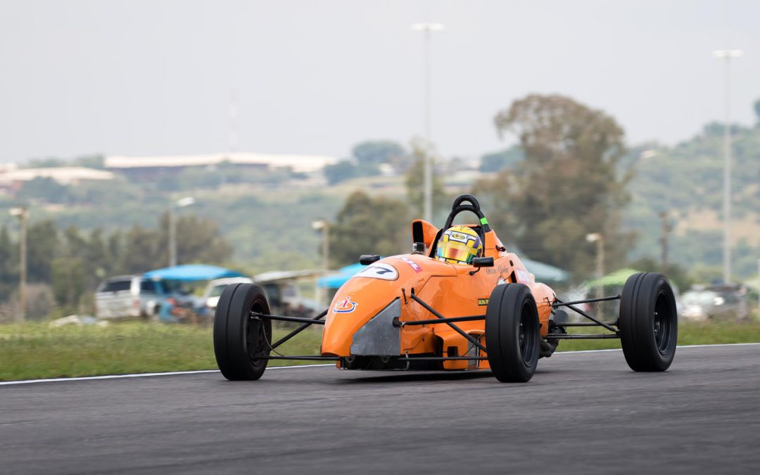 Kents back on track at Red Star Raceway