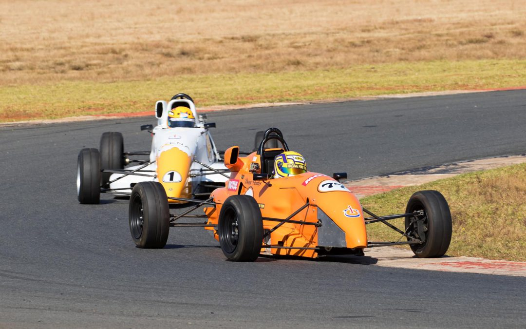 Kents make their second visit to Red Star Raceway