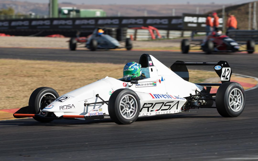 Investchem Formula 1600 competitors head to the coast for PE race day