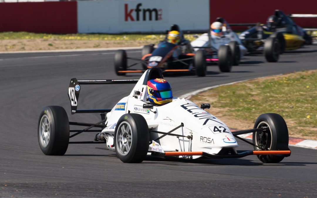 New champions crowned in Investchem Formula 1600 championship at Killarney