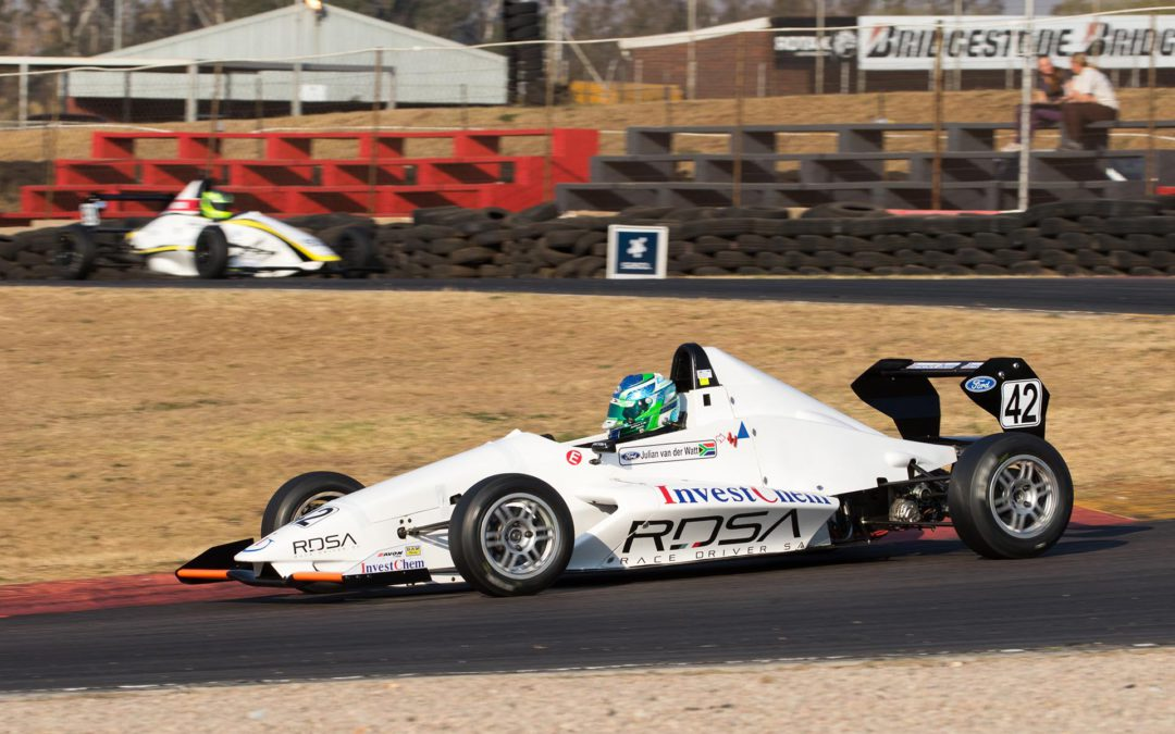 Investchem Formula 1600 field primed for penultimate round in Cape