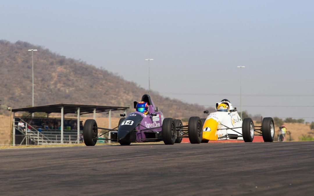 Van der Watt upsets the established order at Zwartkops