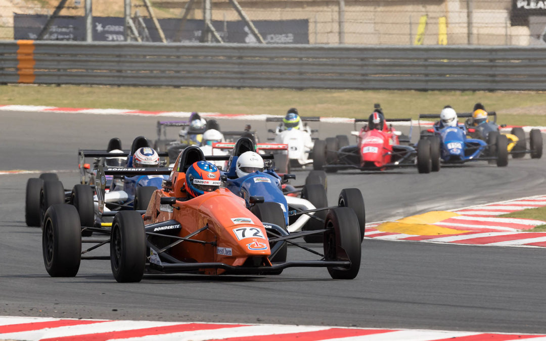 Investchem Formula 1600 and Sasol GTC Championship to race at 2018 Festival of Motoring