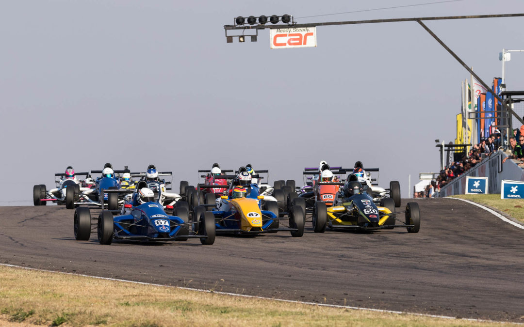Formula 1600 ready to rock KZN