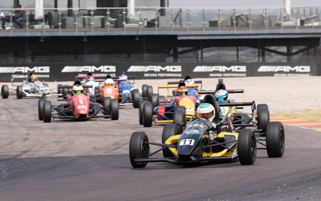 Road to Indy battle to thrill at Kyalami
