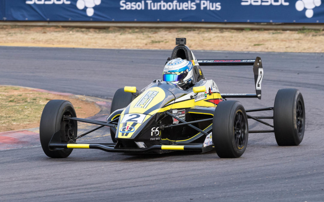 Zwartkops all set for Road to Indy decider