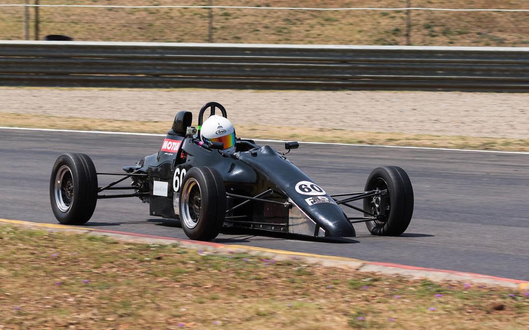 2019 Investchem Formula Ford Kent title race starts at Phakisa