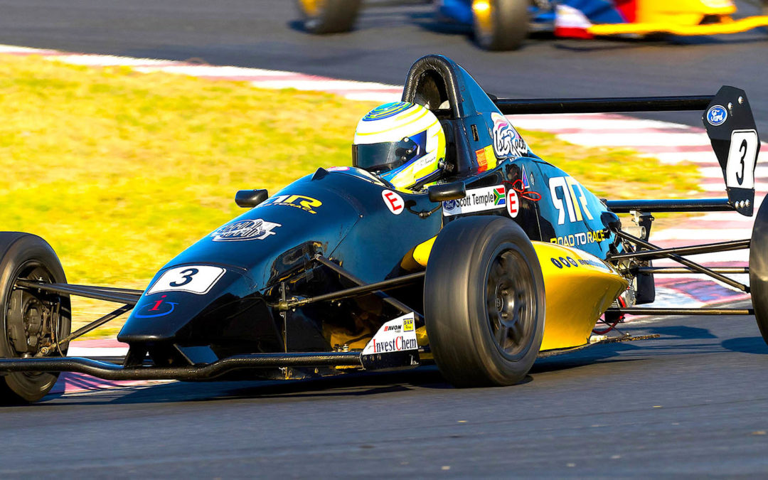 East London a test of F1600 champions